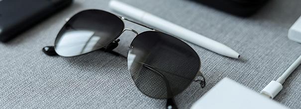 真·视觉无边框,米家飞行员太阳镜 Pro上手品鉴