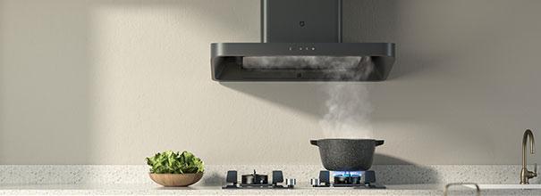 米家互聯網煙灶套裝,揭秘智能時代的魔法廚房