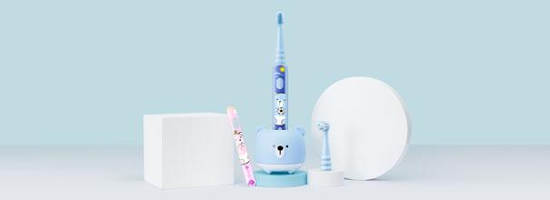搶樓有獎 | 會講故事的貝醫生兒童電動牙刷眾籌ing