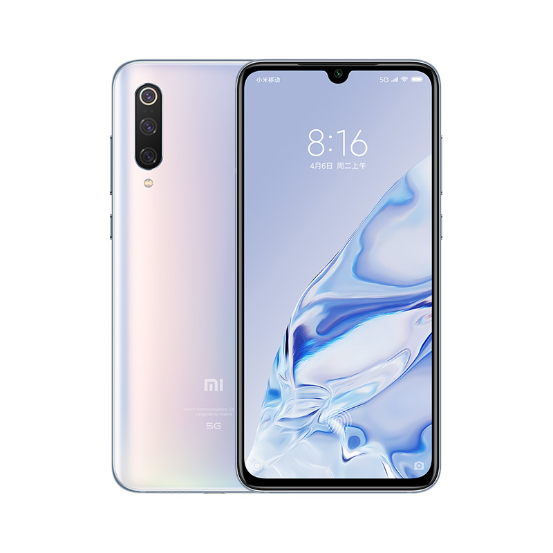 Mi 9 Pro 5G - White dream